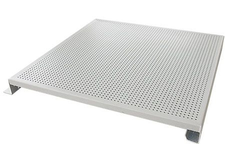 双曲烤瓷铝板--烤瓷铝板中最具良好装饰性的产品