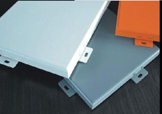 烤瓷铝板有哪些种类?