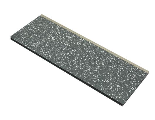 烤瓷铝板良好防火性能满足消防需求