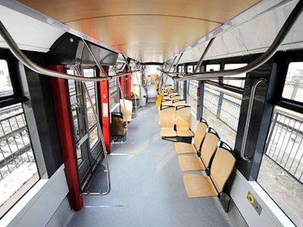 长沙低地板有轨电车