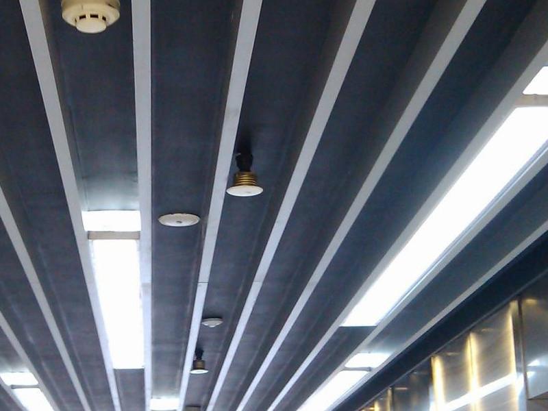烤瓷铝天花板