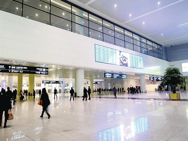 天津杭州东站